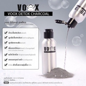 60ml. VOOX Detox Charcoal Cleansing 100% Natural Anti ageing baby face