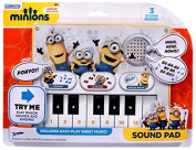 Despicable Me Minions Minions Sound Pad