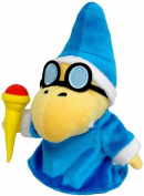 Super Mario Bros 20cm Anime Animal Stuffed Plush Toys Magikoopa Kamek