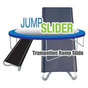 Jump Slider, Trampoline Ladder Ramp Slide