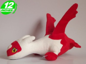 Anime Pokemon Latias Plush Doll 30cm