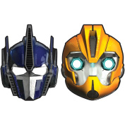 Transformers Party Masks, 8 Count, Party Supplies