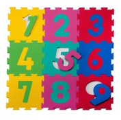 BabyToLove Safe-Play Tiles Numbers
