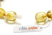 Safety screw fastening for amber beads - for amber bracelet / anklet - amber necklace.