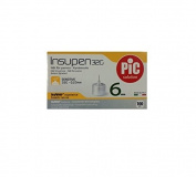 Needle G 32 Insupen 6 Mm 100 Pieces 22983