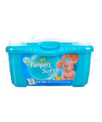 Pampers Soft Care Wipes