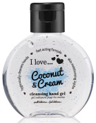 I Love... Coconut & Cream Cleansing Hand Gel 65ml