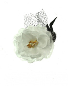Zac's Alter Ego® Large Buttercup with Feathers & Net on Clip
