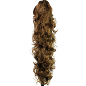 BEAUTYWIG Clip In Ponytail Hair Extension Natural Fashionable Wigs For Women And Girls
