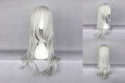 Ladieshair Cosplay Wig Grey 65cm Final Fantasy - Sephiroth