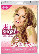 Savvi Skin Sugar Glitter Tattoos ~ Gold Packet