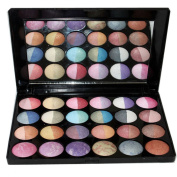 Pure Vie(TM) Professional 42 Colours Cream Concealer Camouflage Makeup Eyeshadow Palette Contouring Kit