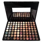 Pure Vie(TM) Professional 88 Colours Cream Concealer Camouflage Makeup Eyeshadow Palette Contouring Kit
