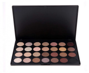 Pure Vie(TM) Professional 20 Colours Cream Concealer Camouflage Makeup Eyeshadow Palette Contouring Kit