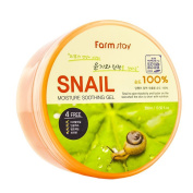 Farmstay Snail Moisture Soothing Gels