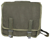 Polish Army Olive Drab Military Messenger Shoulder Canvas Bag