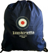 Lambretta Draw String Gym Bag Navy