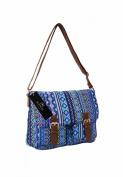 Ladies Womens Girls Satchel Cross Body Bag Messenger Bags Aztec Inca Print QL5154M