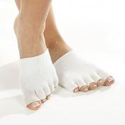 Pair of Gel Toe Socks