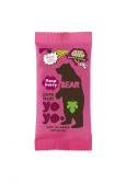 Bear Yoyo 100 Percent Fruit Rolls Raspberry 20 g