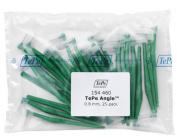 TePe Interdental Brush Angle - Green 0.8mm 25 pack by TePe Munhygienprodukter AB, Sweden