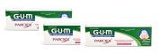 GUM Paroex Toothpaste Gel 3 x 75ml