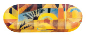Paul Klee Glasses Spectacle Case Pouch for the Tempelgarten Metal
