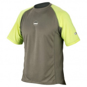 Ergodyne Core Performance Mid Layer Short Sleeve Shirt 3xl Lime