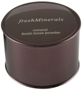 freshMinerals Mineral Finish Loose Powder, Light Beige, 11 Gramme