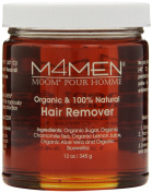 Moom For Men Organic Hair Remover Refill, 350ml Jar