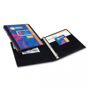 Avery Heavy-Duty Nonstick View Binder with 1.3cm Rings, Black, 1 Binder