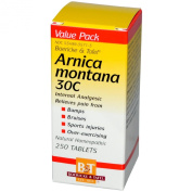 Arnica Montana 30C, 250 Tablets - Boericke & Tafel - UK Seller