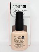 CND Shellac UV Power Polish 7.3ml - POWDER MY NOSE - OPEN ROAD COLLECTION 2014