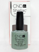 CND Creative Shellac UV Power Polish - Open Road Collection 2014 - Sage Scarf 7.3ml