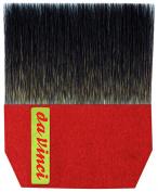 da Vinci Series 502 Gilder Tip Russian Blue Squirrel Hair Double Thickness Paintbrush, Size 70mm