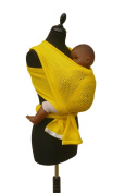 Fil'Up 750071 Baby Wrap Size 1 (460 x 80 cm) Sunny Yellow