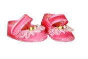 Cinda Baby Girls Rose Shoes
