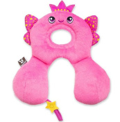 Benbat Travel Friends Fairy Pink Headrest for 0 - 12 Months