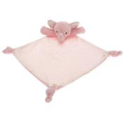 Walton Baby - Nursery Elephant Small Softee Security Blanket - Pink