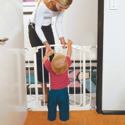 Dreambaby Swing Closed Safety Gate White 71cm - 100cm