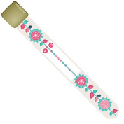 Infoband I.D. Travel Wrist Band for Kids - Sunflower