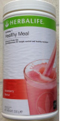 HERBALIFE FORMULA 1 TROPICAL FRUIT NUTRITIONAL SHAKE MIX. HEALTHY MEAL FOR WEIGHTLOSS