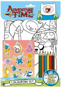 Anker Adventure Time Colouring Set