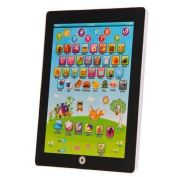 My First Tablet Kids Learning Toy, White