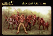 Ancient Germans - 1/72 Plastic Soldiers by Caesar Miniatures