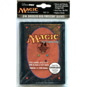 24 Ultra Pro Deck Protector Oversized Sleeves Magic Card Back - Oversize Commander