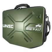 Halo 4 UNSC Warthog Messenger Bag