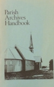 Parish Archives Handbook