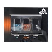 Men's Adidas 3 Pc Gift Set