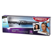 RED by KISS Ceramic Root Straightener 1cm Model #SCO035